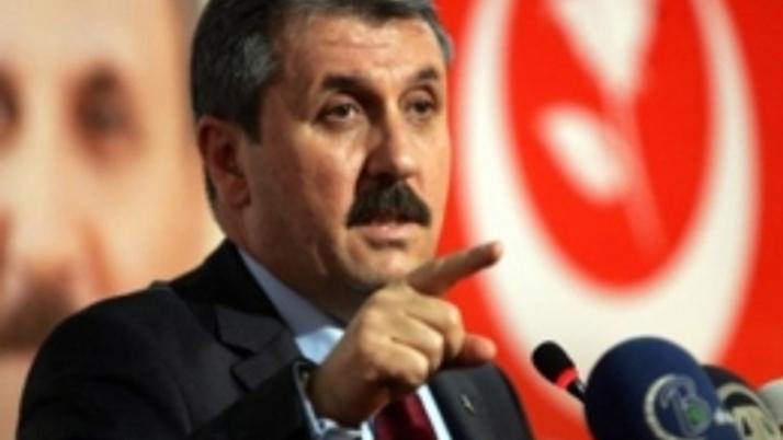 Destici'den olay iddia: PKK bedelli askerlikle...