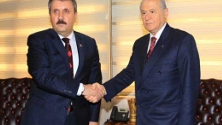BBP lideri Destici Bahçeli'ye öyle bir fark attı ki...