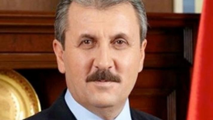 BBP lideri Destici'den istifa açıklaması