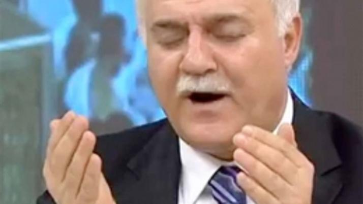 Nihat Hatipoğlu Ramazan iftar duası