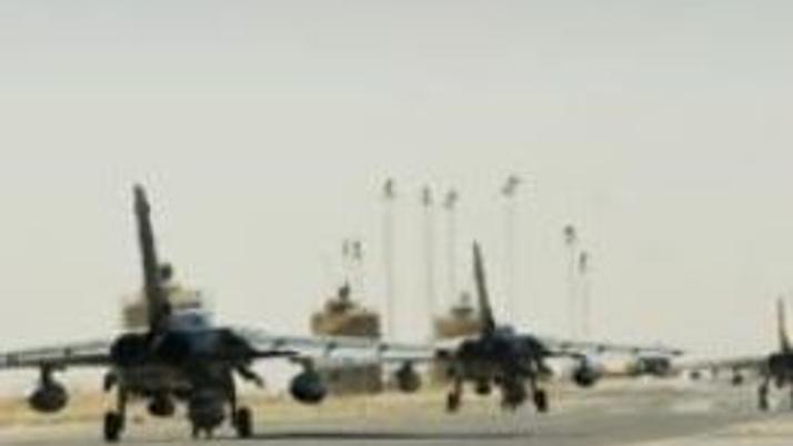 Afganistan'da ABD uçağı düştü