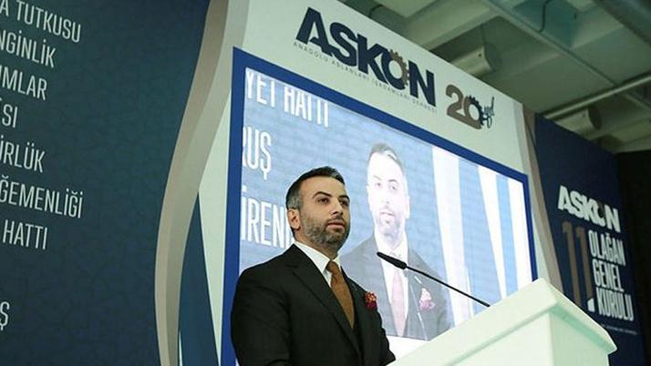 Merkez Bankası'na ASKON'dan faiz eleştirisi