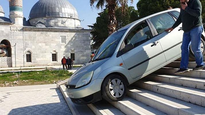 Müze Sokak'a araç girişi yasaklandı