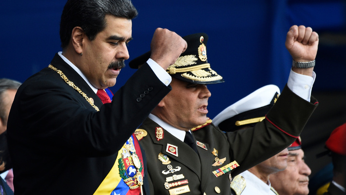 Venezuela'dan Trump'a çok sert yanıt