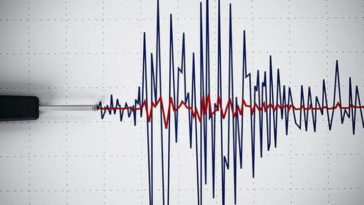Van'da son dakika deprem Muradiye ilçesinde 4.1 büyüklüğünde deprem oldu