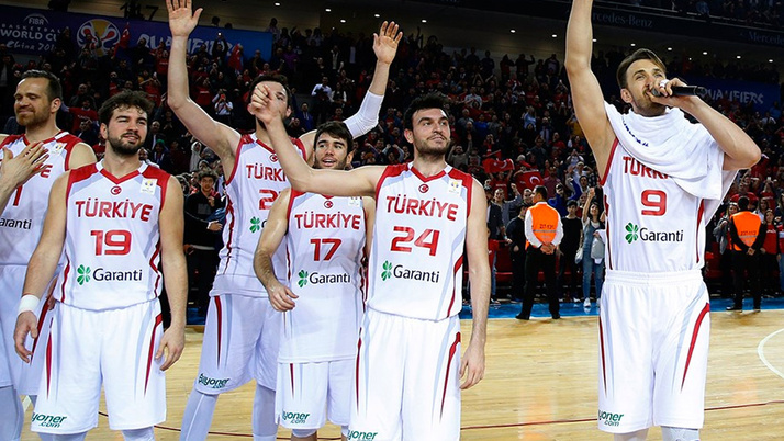 Türkiye, Slovenya'yı 77-58 yendi