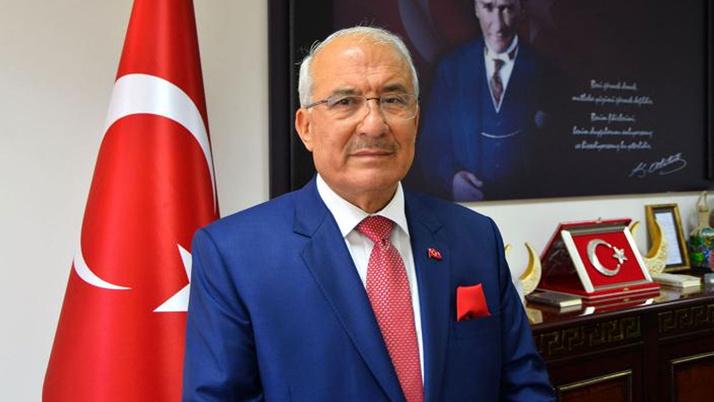 Mersin'de Burhanettin Kocamaz'ın adaylığına itiraz