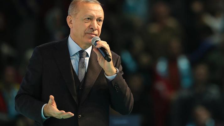 Erdoğan: Dünyayı hırs ve haset değil, iyilik değiştirecek
