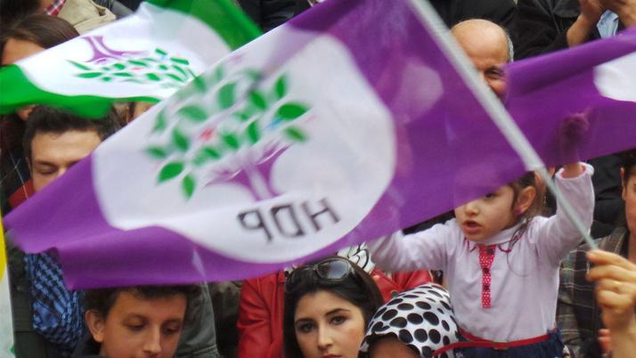 HDP'de bomba gelişme Muğla'da il ve ilçe adayları çekildi