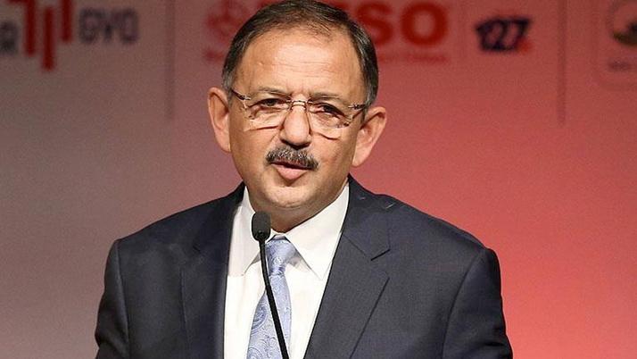 Ankara Büyükşehir Belediye Başkan adayı Mehmet Özhaseki mal varlığını açıkladı