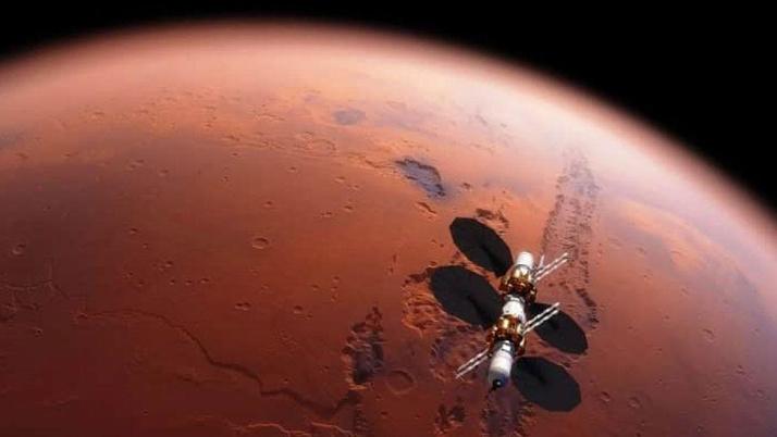 Mars'a ayak basacak ilk kişi bir kadın mı olacak?