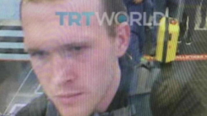 Yeni Zelanda'da camiye saldıran teröristin 2016'da Türkiye'ye geldiği belirlendi