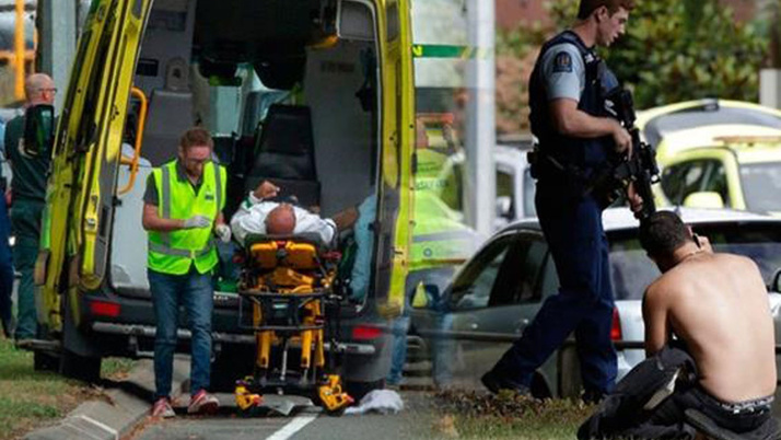 Yeni Zelanda'da camide katliam! Ölenler arasında Türk yok