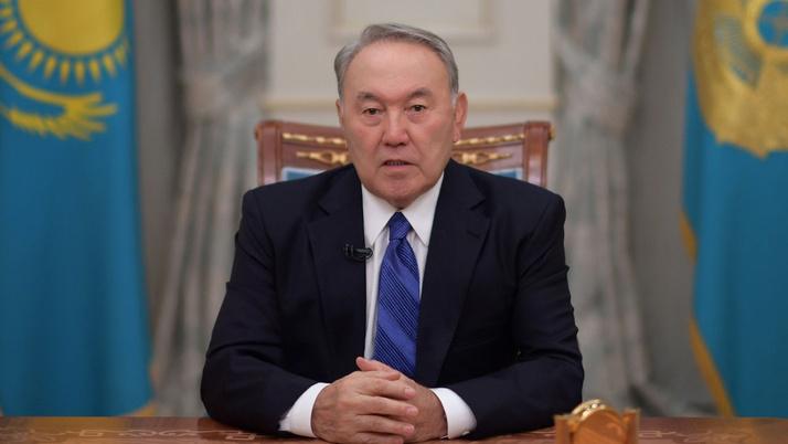 Kazakistan Devlet Başkanı Nursultan Nazarnayev istifa etti!