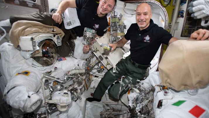 NASA açıkladı! Astronotlar şimdiye kadarki en karmaşık görevine başladı