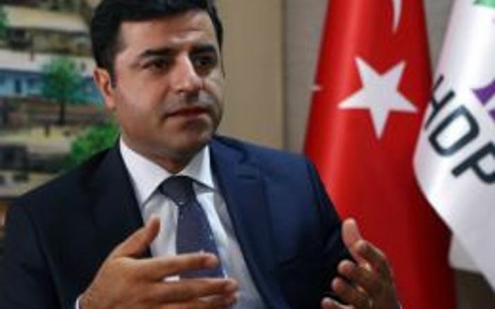 Demirtaş'tan Kılıçdaroğlu'nun görüşme talebine cevap!