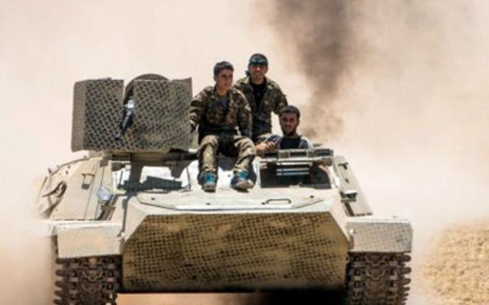 ABD, Haseke'de YPG'ye 50 ton silah indirdi!