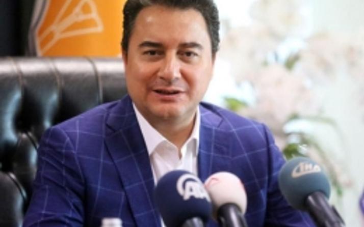 Ali Babacan'dan Koza İpek açıklaması