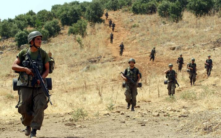 Tunceli'de operasyon: 1 PKK'lı öldürüldü
