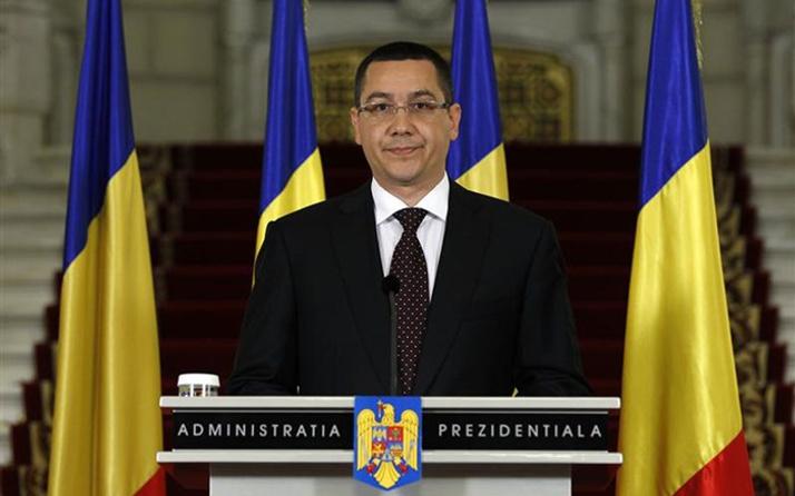 Romanya Başbakanı Victor Ponta istifa etti