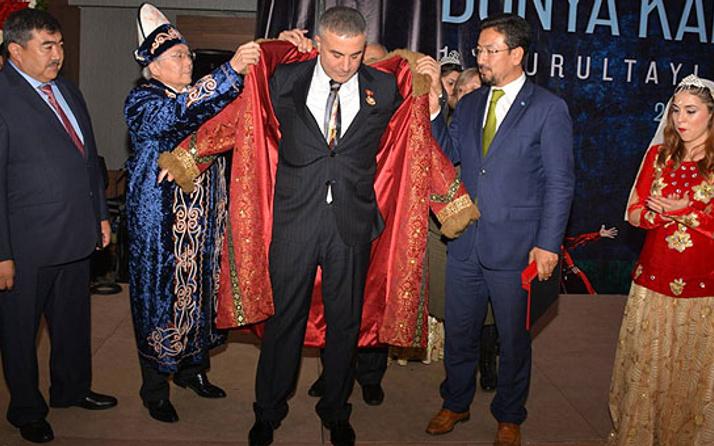 Sedat Peker'e Hakan unvanını bakanlık mı verdi?