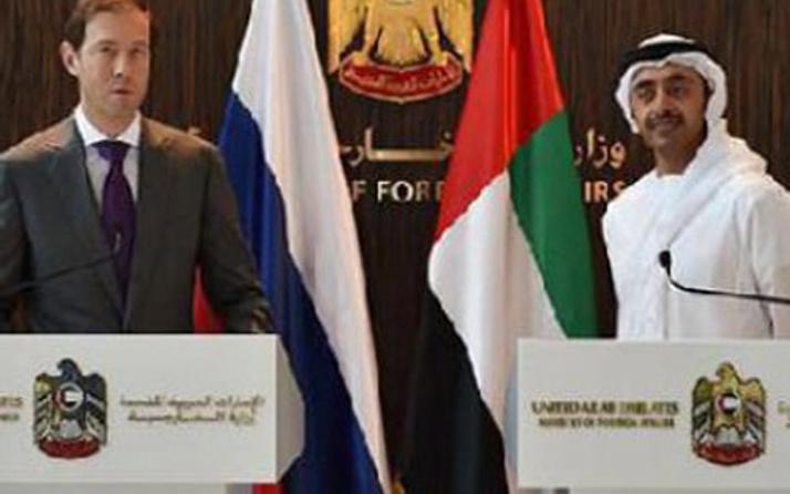 Birleşik Arap Emirlikleri'nden Türkiye çarkı!
