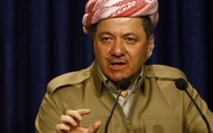 Barzani'den tek kelimelik Öcalan cevabı!