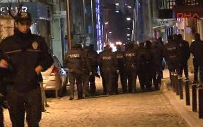 İstanbul'daki DİSK eylemine müdahale