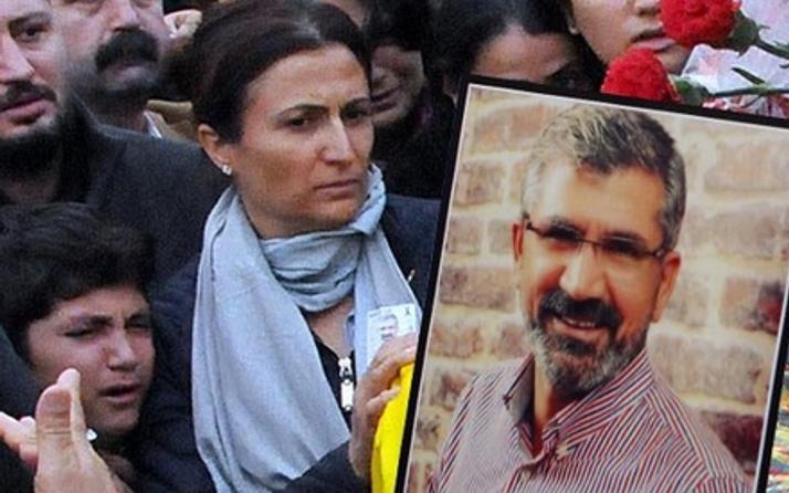 Baro'dan Tahir Elçi iddiası: Şüpheli bir polis var!