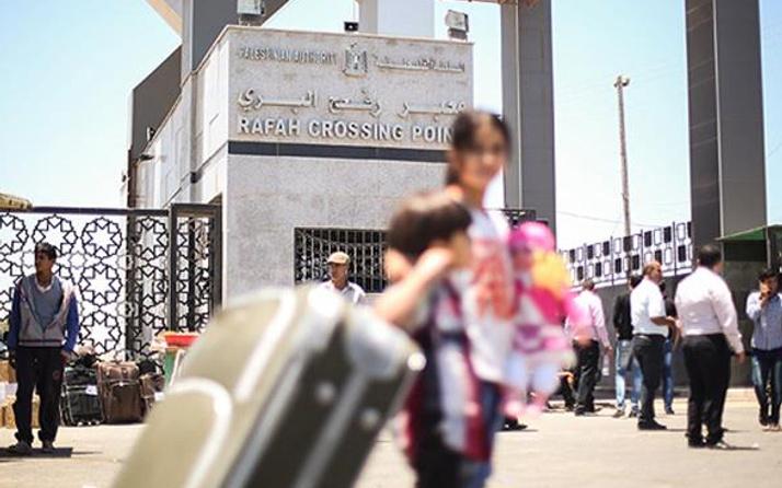 Gazze'de Refah kapısı geçişe açıldı!