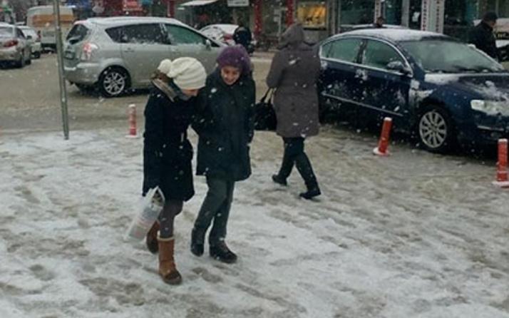 Erzincan'da okullar tatil mi yeni hava durumu