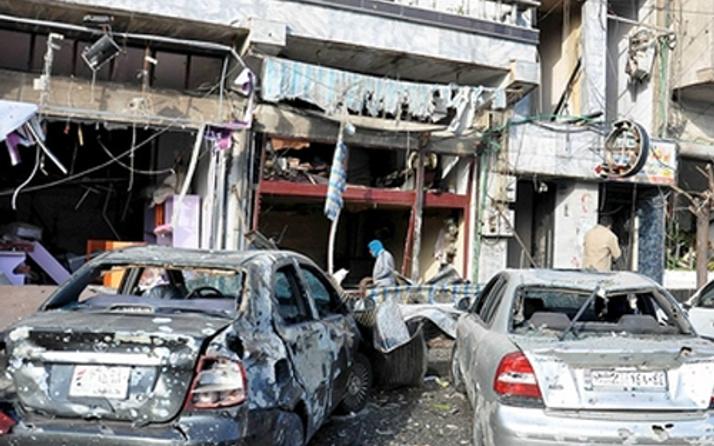 IŞİD'ten Humus'ta kanlı saldırı: 25 ölü