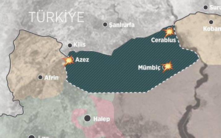 PYD'nin Afrin oyunu Cerablus planı belli oldu