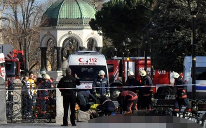 Sultanahmet saldırısı Almanya'dan acı haber