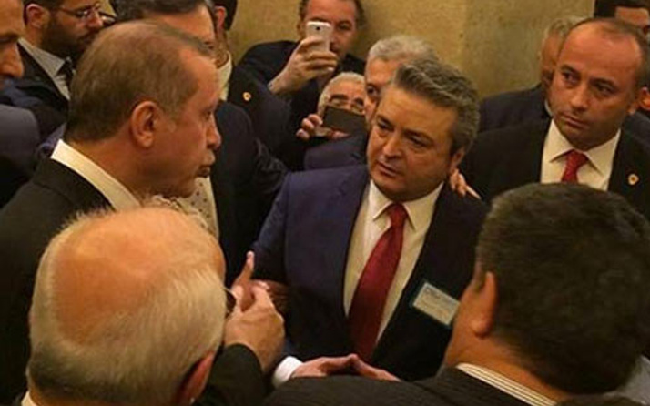 Hakkari taşınmasın diye Erdoğan'a gittiler