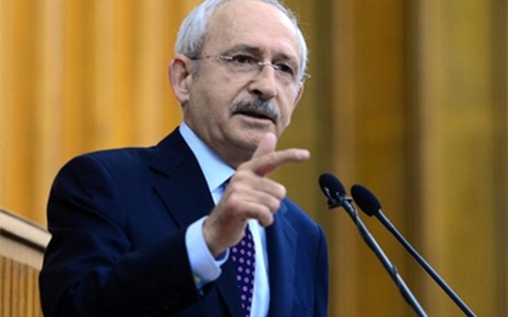 CHP lideri Kılıçdaroğlu'na bir soruşturma daha!