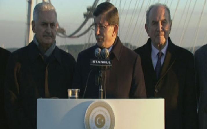 Başbakan Davutoğlu'ndan flaş Başika açıklaması