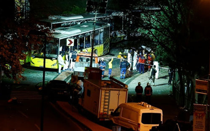 İstanbul saldırısı şehit sayısı yükseldi