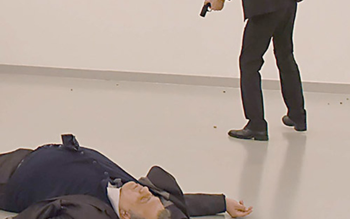 Büyükelçinin katilinin dayısı bakın kim çıktı!