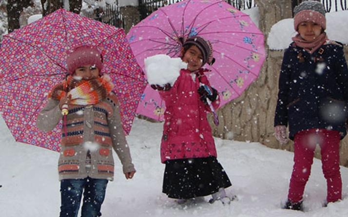 Kilis'te okullar bugün tatil mi 21 Aralık kararı