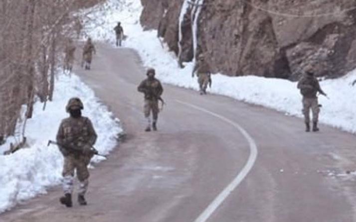 Tunceli'de PKK'ya büyük operasyon! 500 kilo patlayıcı...
