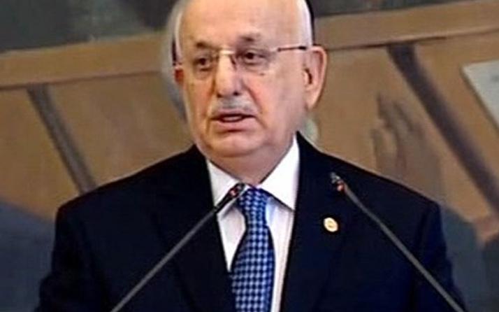 TBMM Başkanı Kahraman'dan flaş anayasa açıklaması