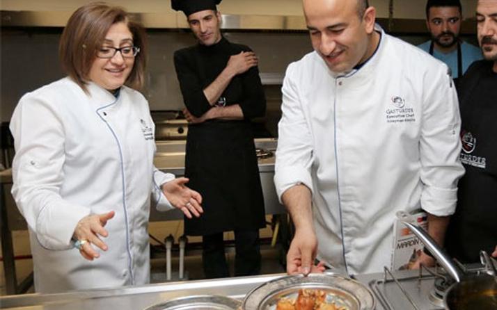 Gaziantep mutfağı altyapısını güçlendirmek için işe eğitimle başladı