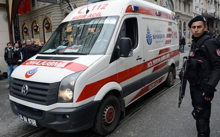 İstanbul patlaması yaralıların uyrukları açıklandı