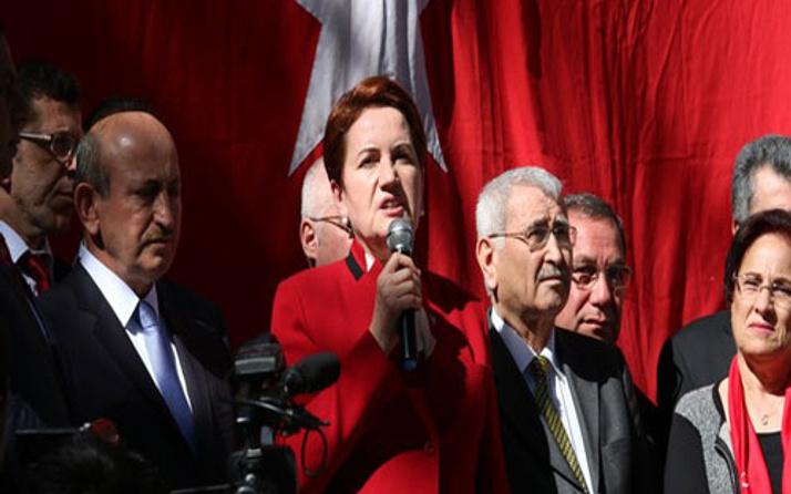 Meral Akşener'den PKK vaadi 6 ayda...
