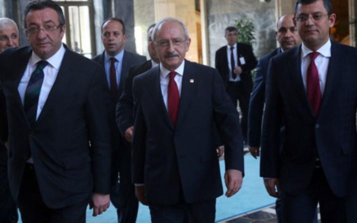 CHP'den AK Parti'ye dokunulmazlık teklifi