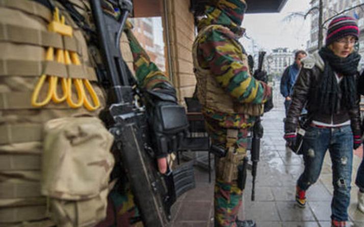 400 IŞİD militanı Avrupa'da!