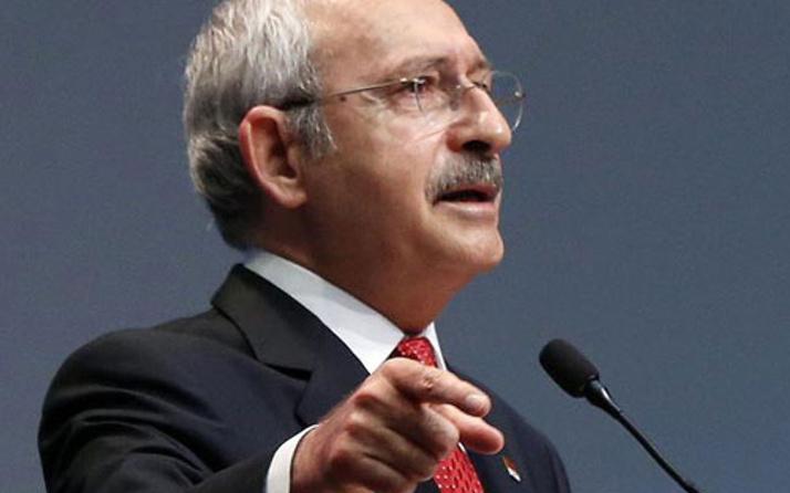 Kılıçdaroğlu'ndan Ensar Vakfı soruları