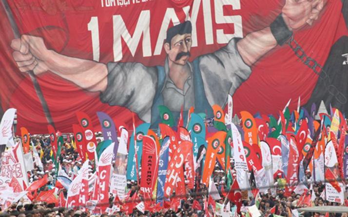 1 Mayıs Taksim'de kutlanacak mı DİSK açıkladı