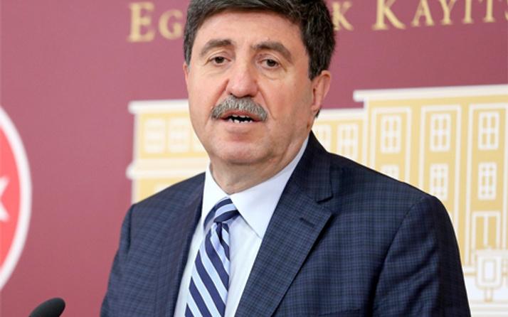 HDP'li Altan Tan bombaladı seks skandalı oldu diye...